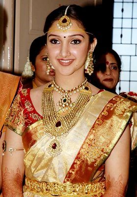 Sri Devi in Bridal Jewellery