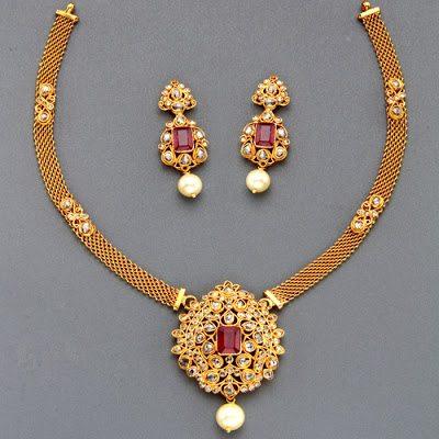 Uncategorized latest jewelry designs - Page 447 of 466 - Jewellery ...