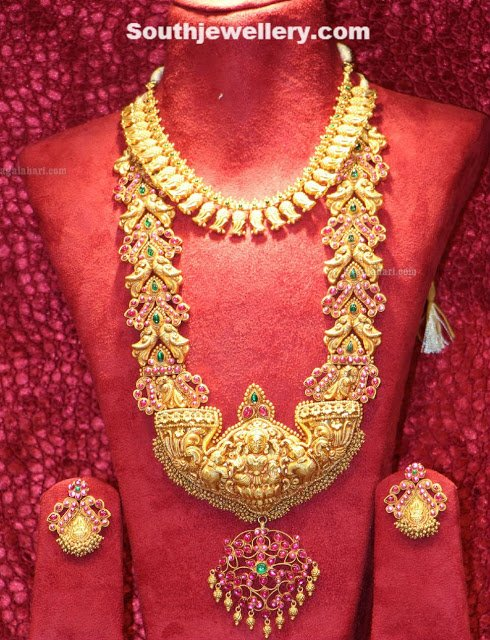 Temple Jewellery Set by CMR