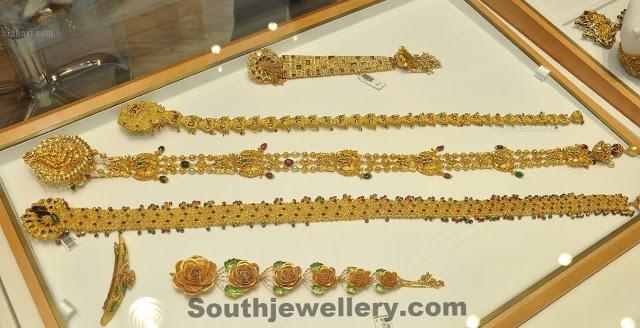 Latest Gold Jada Designs