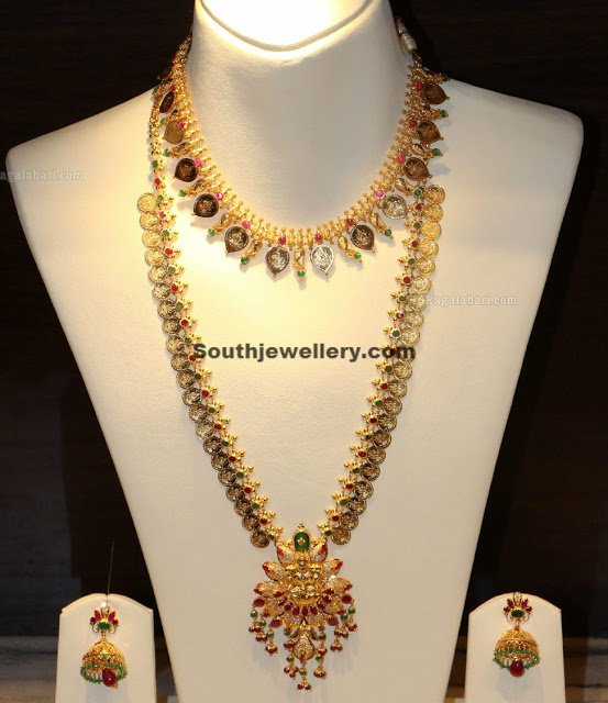 Kasula Peru Necklace and Long Chain