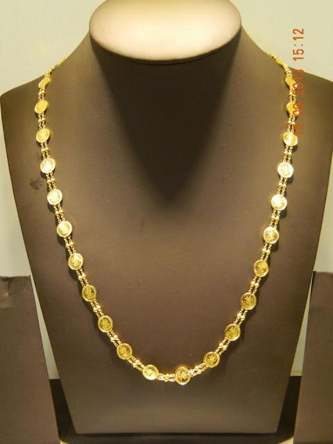 Light Weight Lakshmi Chain