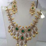Beautiful Polki Necklace