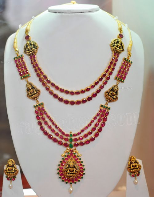Antique Ruby Jewellery