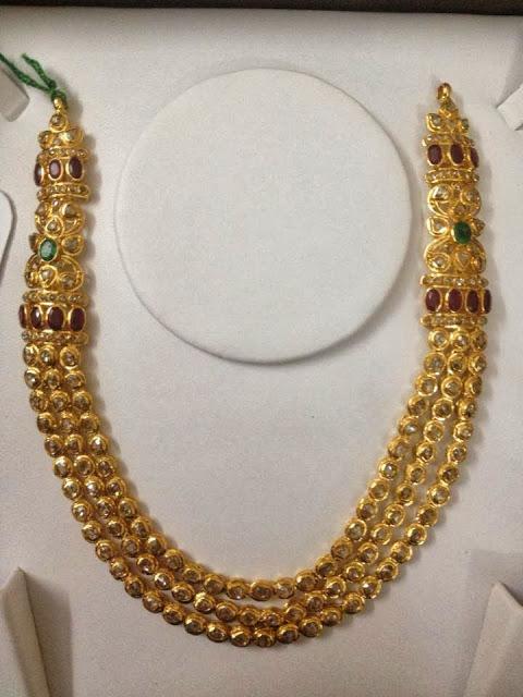 Stunning Polki Necklace
