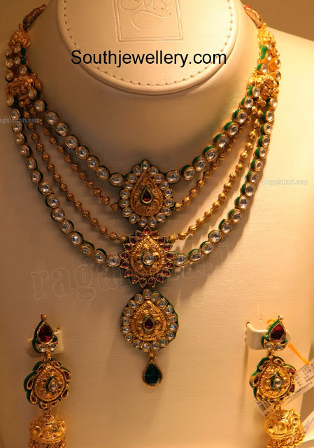 Bridal Kundan Necklace