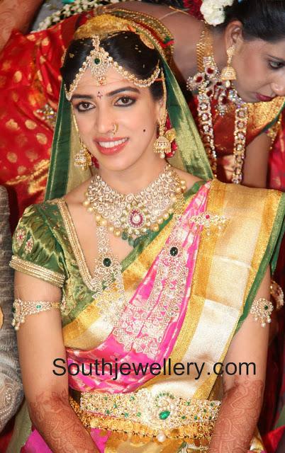 Keerthi In Bridal Jewellery Jewellery Designs
