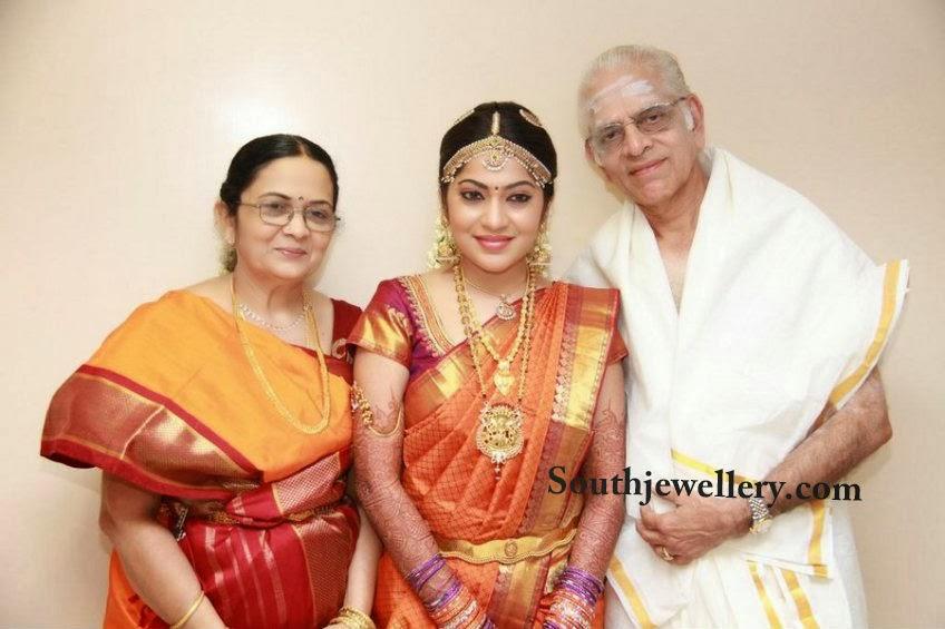 tv anchor ramya wedding