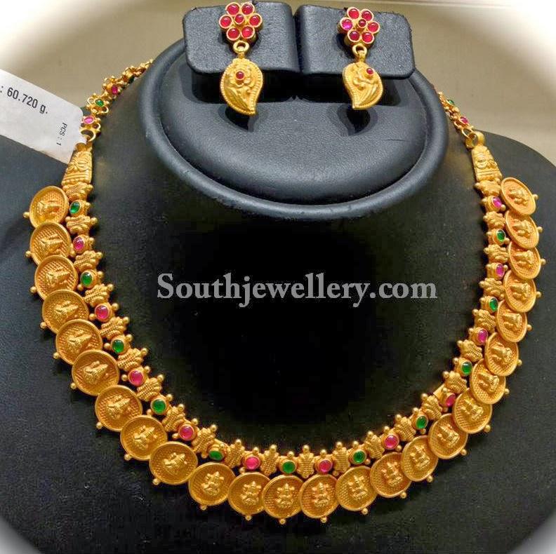 kasu mala necklace