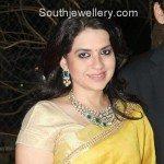 Shaina NC in Kundan Necklace Set