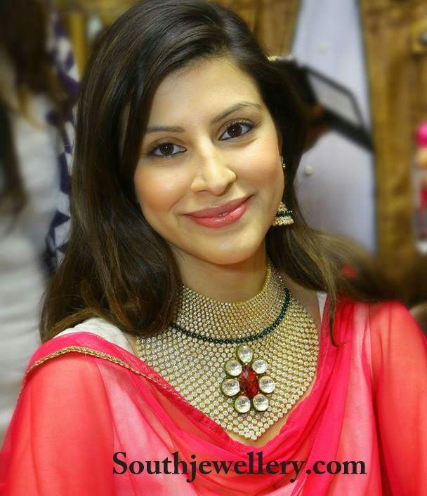 bridal diamond necklace