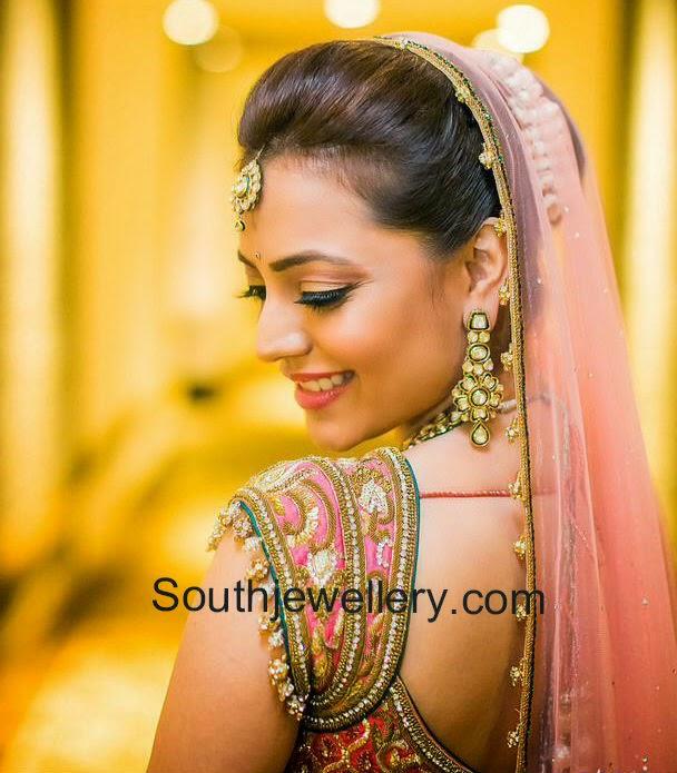nisha agarwal wedding jewellery