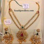Uncut Pachi Necklace Set