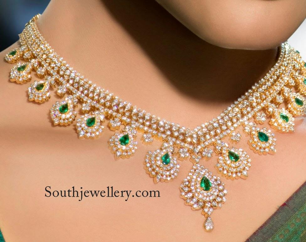 diamond necklace
