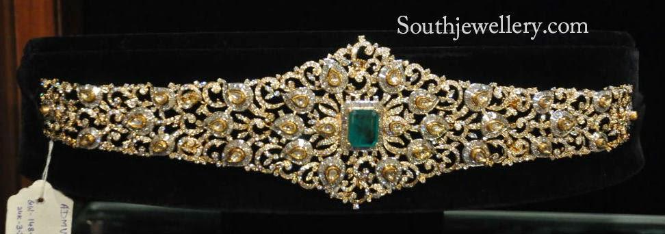 tibarumal jewelelrs diamond vaddanam