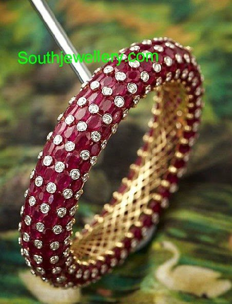 latest ruby bangles 2014