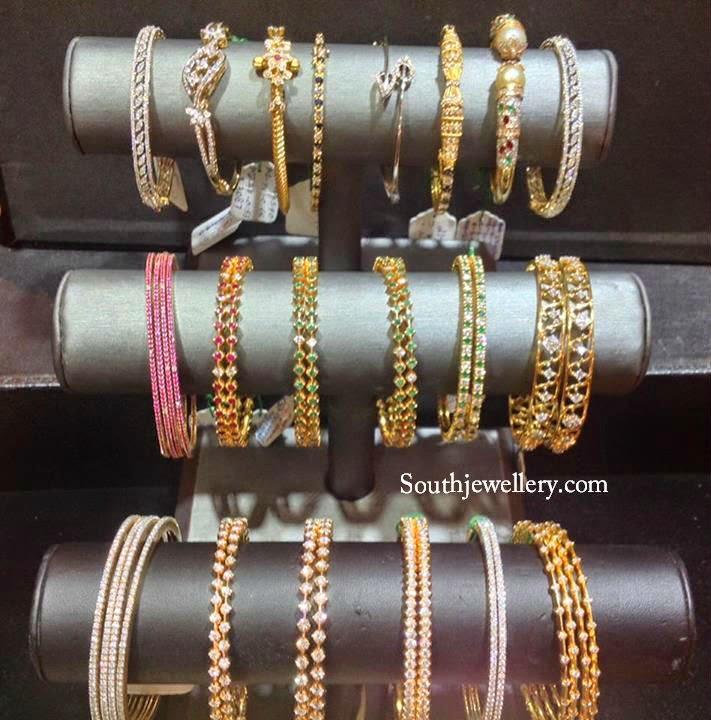 emerald bangles collection