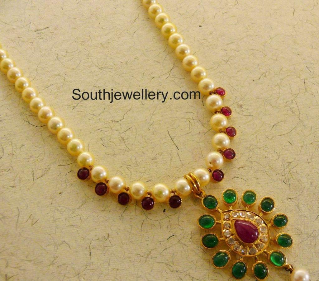 south sea pearls necklace designs