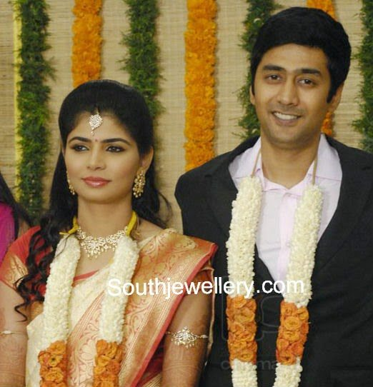 chinmayi rahul wedding reception