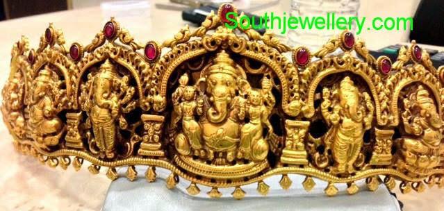temple ganesh vaddanam