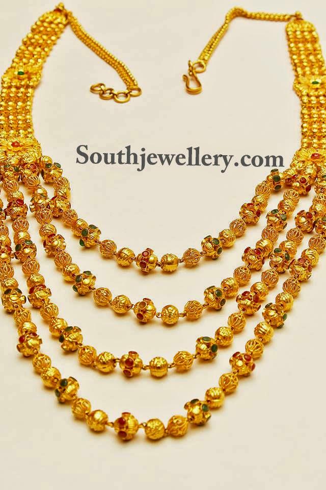 gold balls haram designs