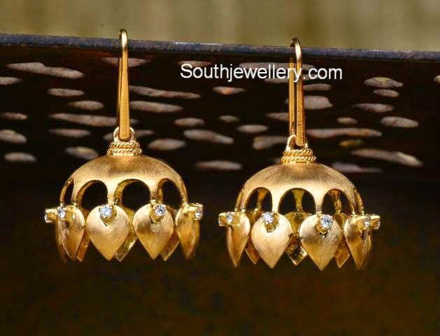 One Gram Gold Kasulaperu Haram Jewellery Designs