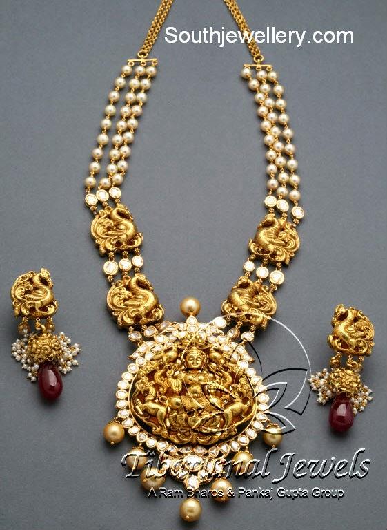 nakshi peacock jewelry