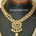 Uncut Diamond Pachi Necklace