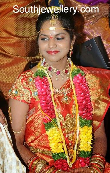 film producer giri daughter sarika wedding