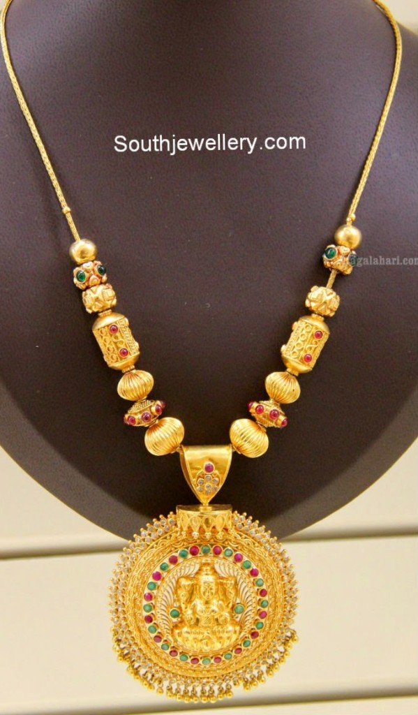 light weight temple jewelry designs
