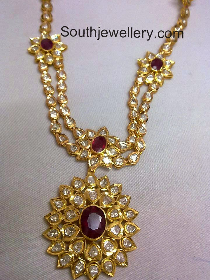 simple pacchi necklace sets