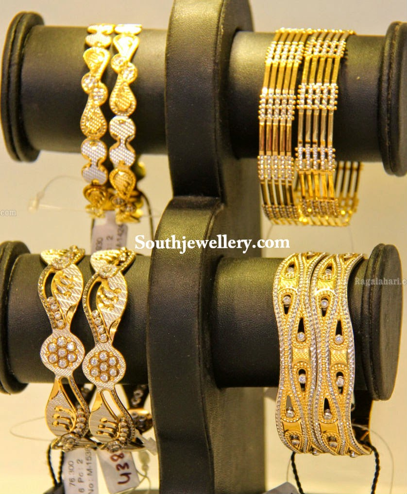 Gold Bangles Latest Jewelry Designs Page 10 Of 16