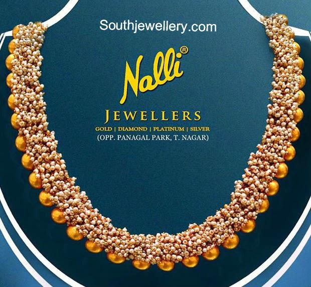 basara pearls necklace