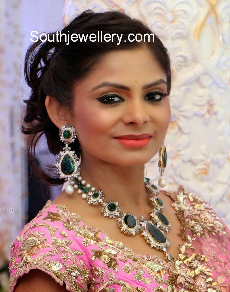 celebrities in diamond jewellery