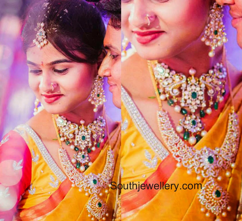 south indian bride jewelelry