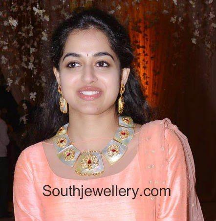Shyam Prasad Reddy Daughter Maithri's Wedding Jewellery