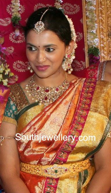 nandamuri kalyan ram wife swathi