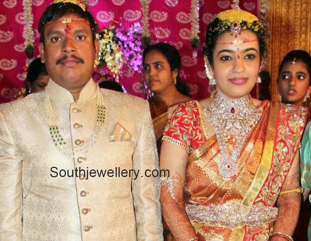 nandamuri mohana krishna daughter wedding