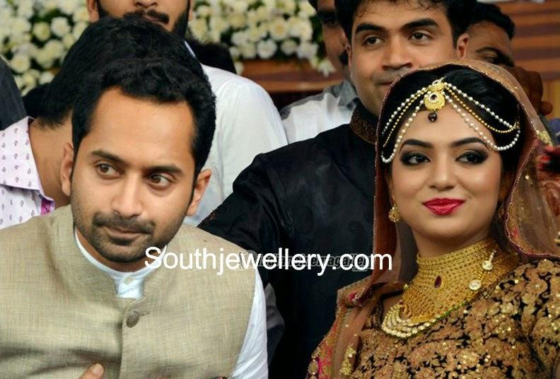Nazriya Nazim-Fahad Fazil wedding