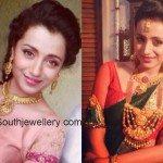 Trisha in NAC Jewellery
