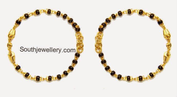 Gold Baby Bangles Jewellery Designs