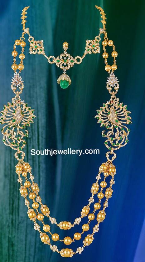 diamond south sea pearls haram
