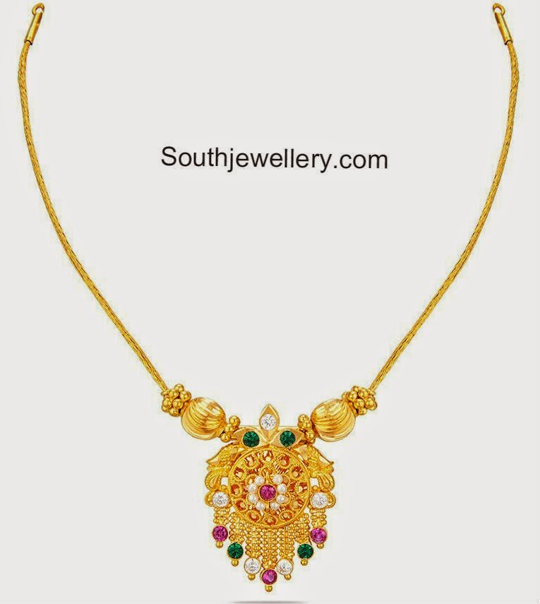 jewellery necklace designs weighted weight gold light balls