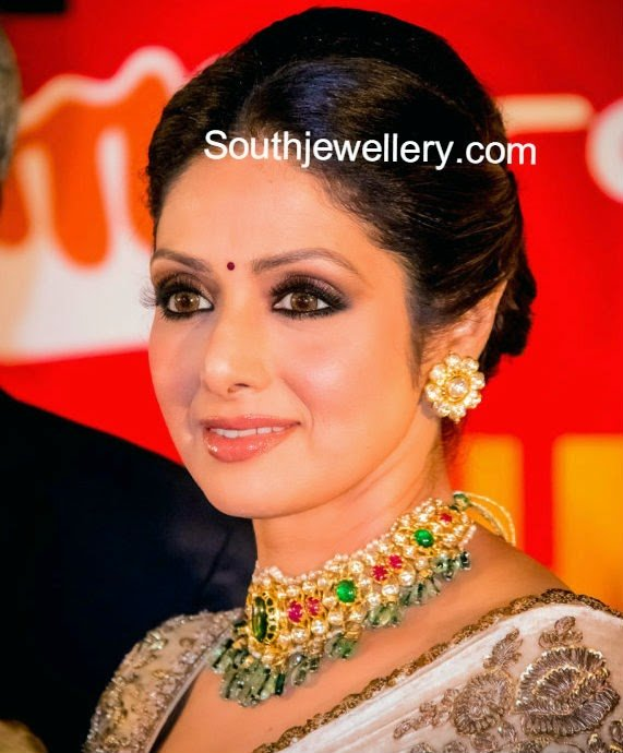 actress sridevi at siima 2014