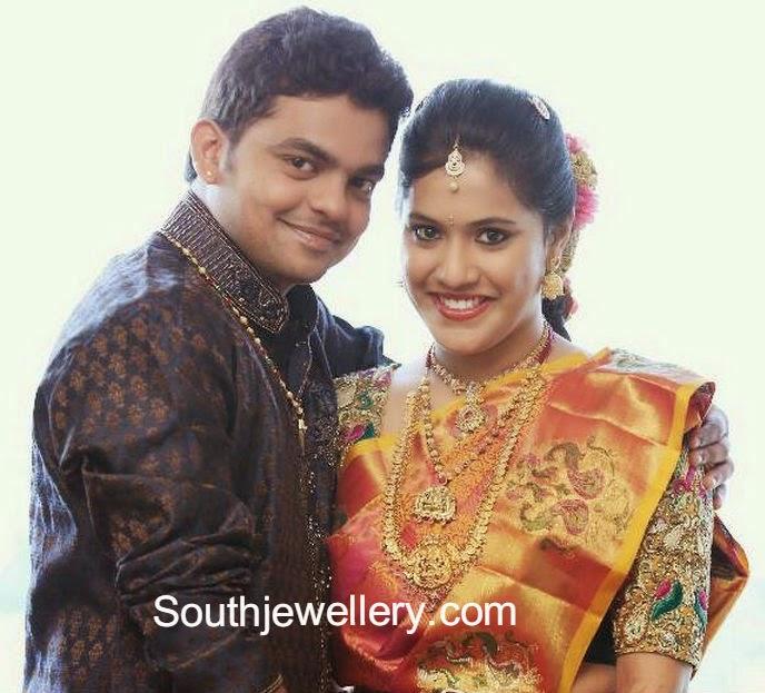 takinella bharani daughter engagement