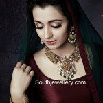 Trisha in NAC Antique Jewellery