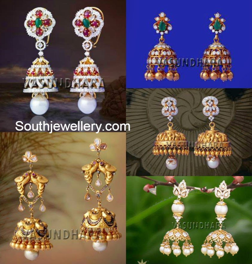 jhumkas collection