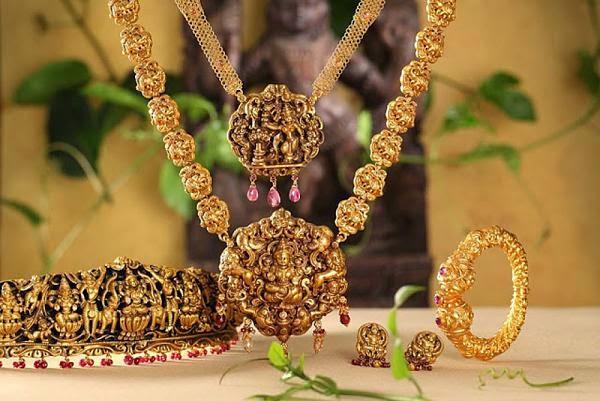 nakshi temple jewellery sets