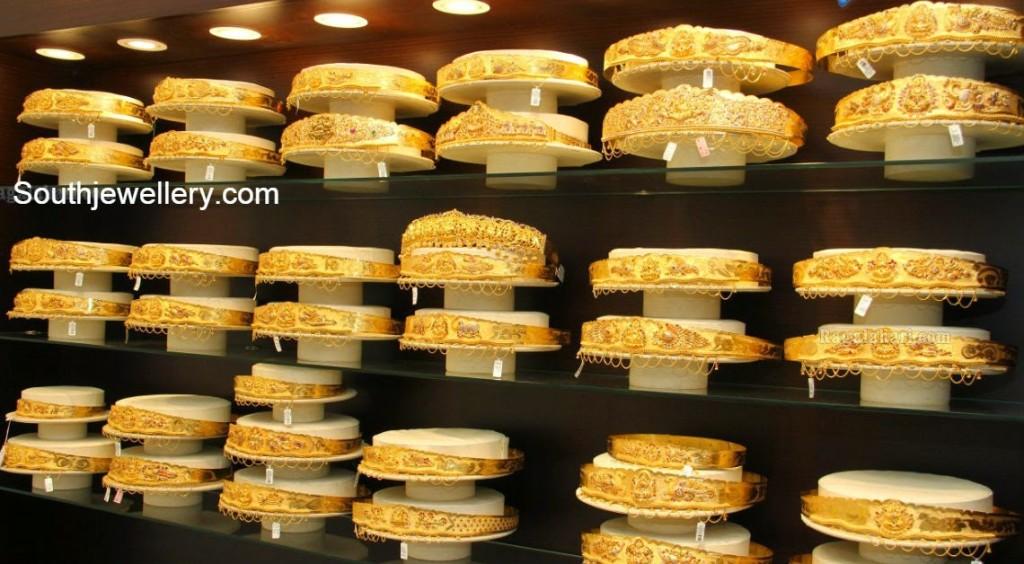 gold oddiyanam models
