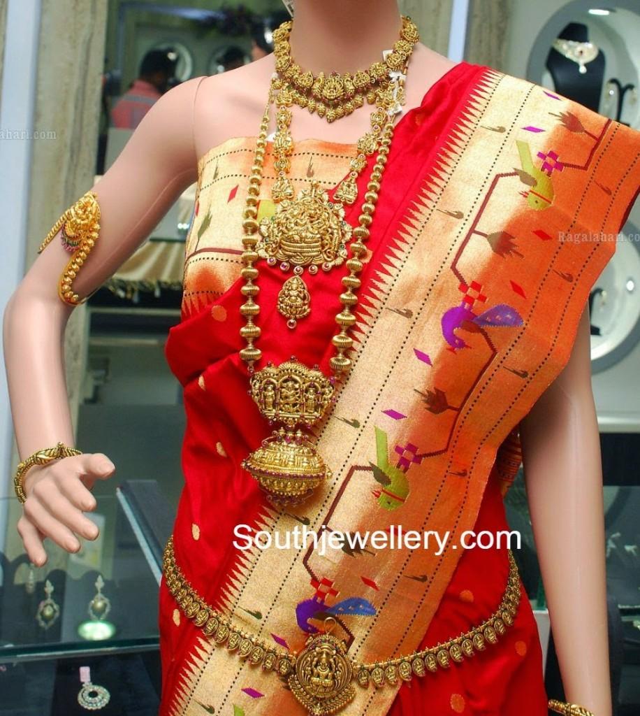 wedding temple jewellery